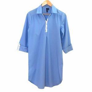 Cynthia Rowley Blue Dress